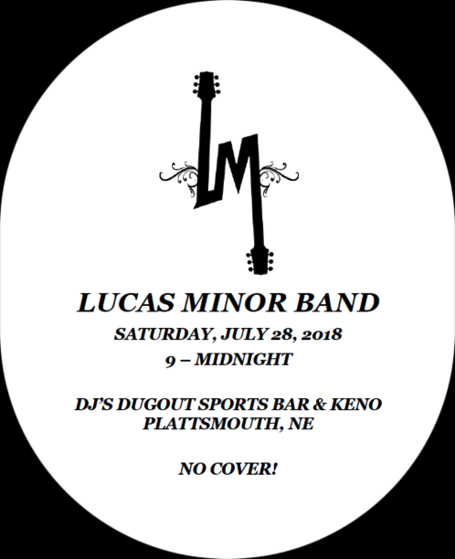 2018 07 25 DJS DUGOUT L MINOR BAND