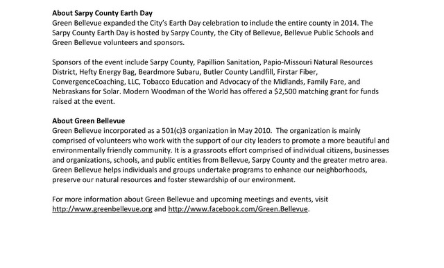 2018 Sarpy Earth Daypage 2