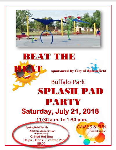 Beat the Heat Flyer