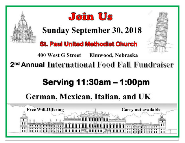 International Food Fest