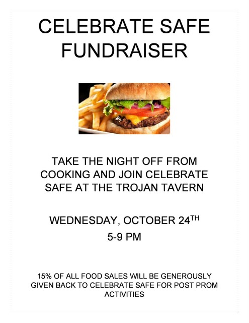 Trojan Tavern Night