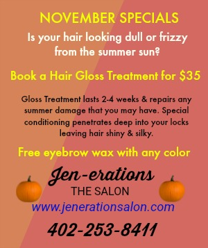 Jen-erations salon open house Oct 22