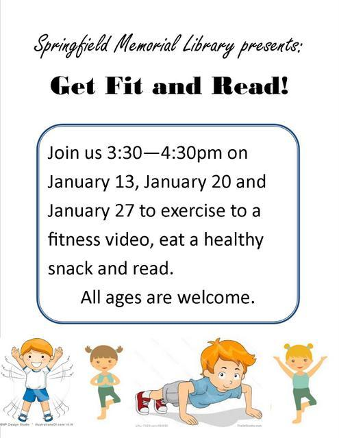 Get Fit and Read