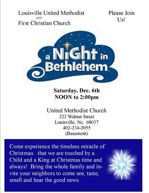 Night in Bethlehem Flyer 2014-2