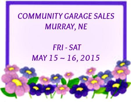 2015 04 22 GARAGE SALE SIGN