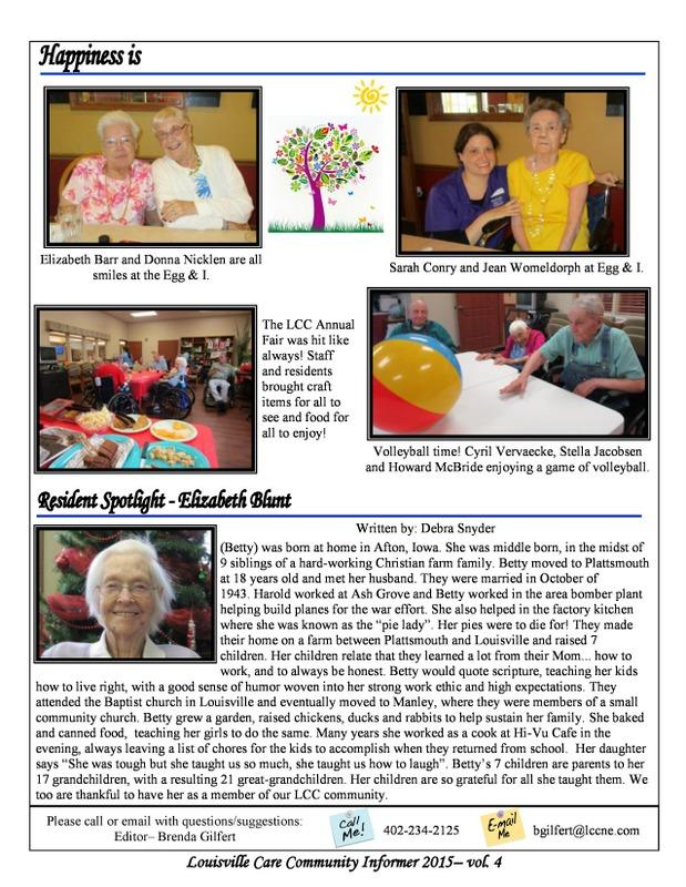 Newsletter2015vol.4 page 1