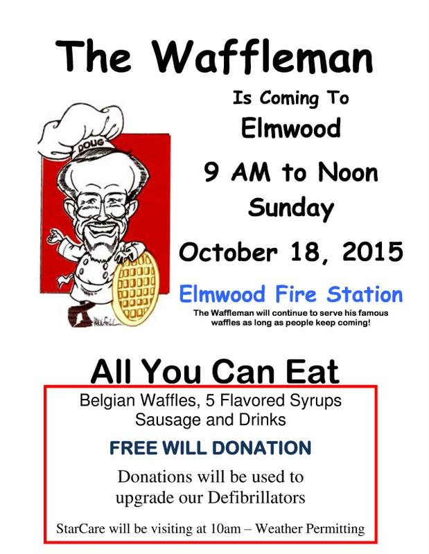 The Waffleman Flyer 2015 page 0
