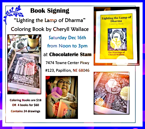 2017 12 13 CHERYLL WALLACE BOOKSIGNING