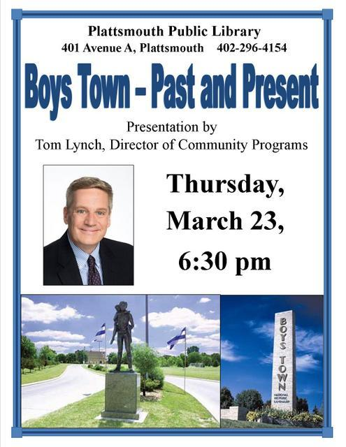Boys Town Tom Lynch