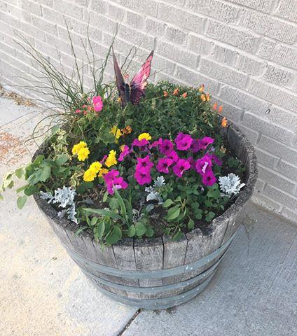 Flower Barrel1