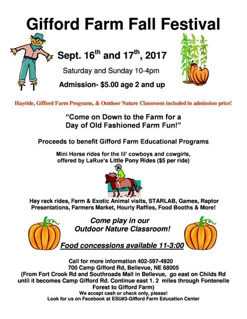 Gifford Farm Fall Festival