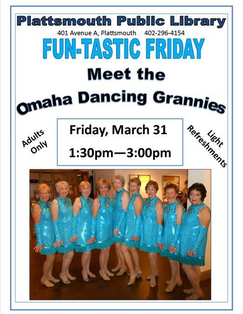 Omaha dancing Grannies 3.31.2017