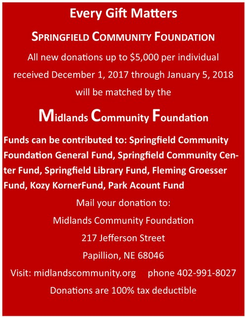 Spr community Foundation 2017