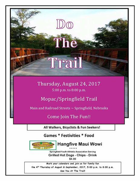 do the trail aug2017