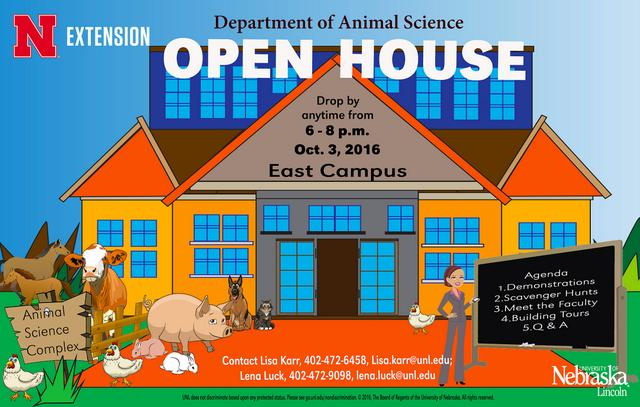 Open House Flyer 10