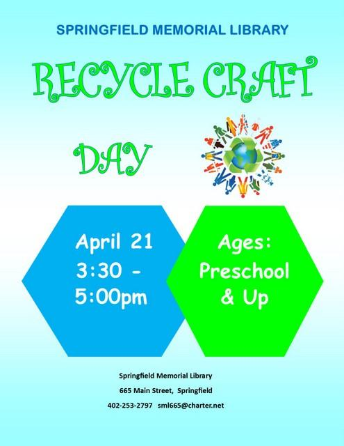 Recycle Crafts