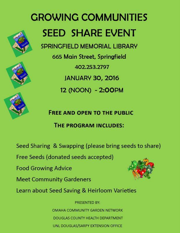 seed share event