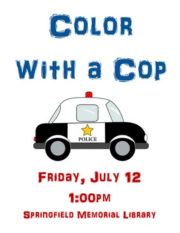 Color with a Cop flyer 001