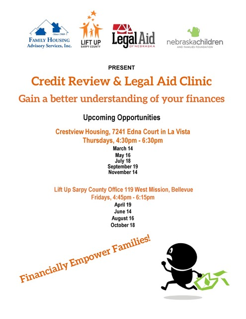 LUSCI Credit Check Legal Aid 2019