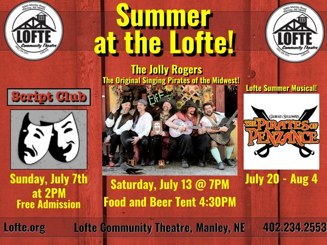 Summer at the Lofte July